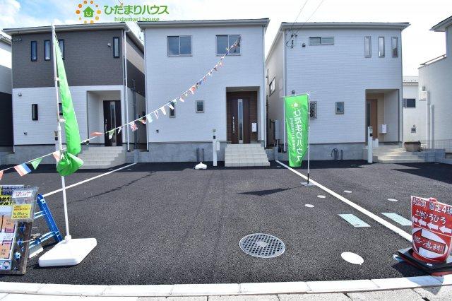 【駐車場】蓮田市西新宿 第7 新築一戸建て クレイドルガーデン 03
