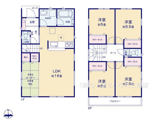 蓮田市西新宿 第7 新築一戸建て クレイドルガーデン 03