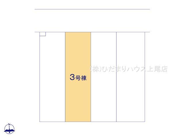 【区画図】蓮田市西新宿 第7 新築一戸建て クレイドルガーデン 03