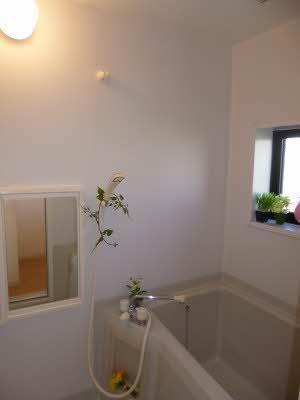 【浴室】フレグランス新居