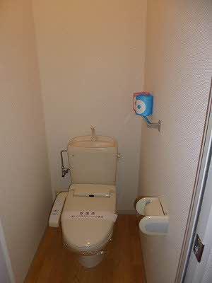【トイレ】フレグランス新居