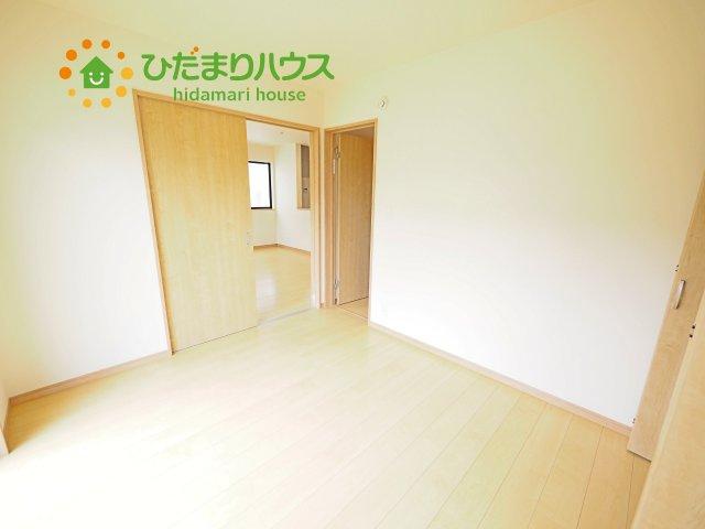 【洋室】土浦市神立中央Ⅳ 新築戸建 2号棟
