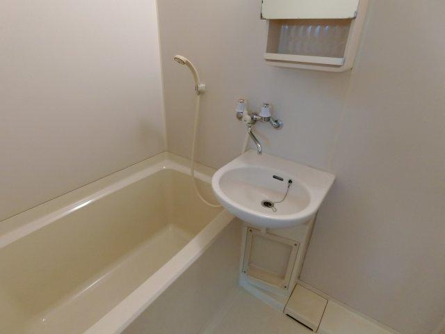【浴室】クロノス拝島町Nroth