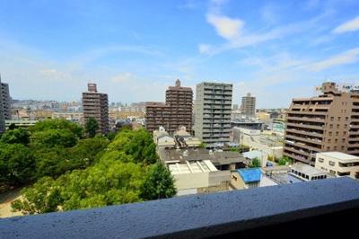 【展望】ロイヤルハイツ今福鶴見駅