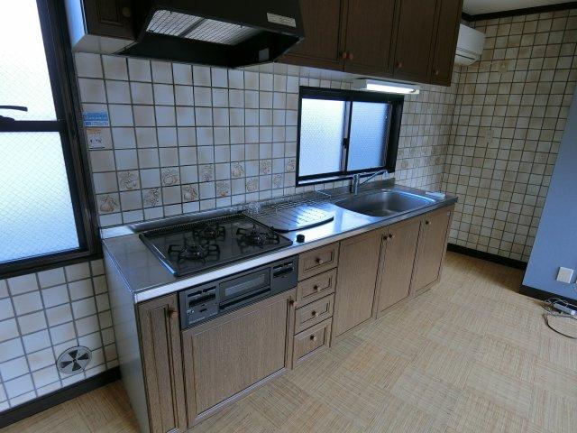 【キッチン】クロノス拝島町South