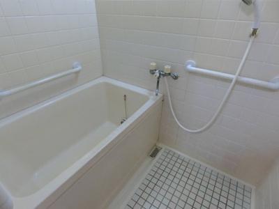 【浴室】クロノス拝島町South
