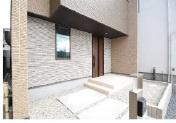 ゆったりとした玄関廻り♪ 新築戸建の事はマックバリュで住まい相談へお任せください。