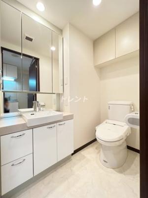 【洗面所】セジョリ江戸川橋