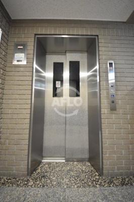 エスリード堂島 エレベーター