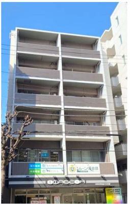 【外観】宮前平駅徒歩2分 貸店舗事務所 スケルトン