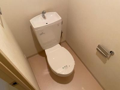 【トイレ】リヴェール三軒茶屋