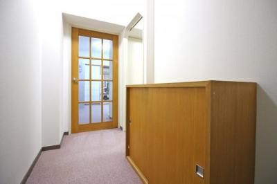 【玄関】デラシオン御室