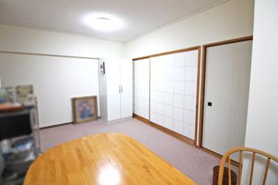【居間・リビング】デラシオン御室