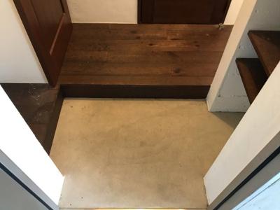 【玄関】シンシア三軒茶屋レジデンスカフェ