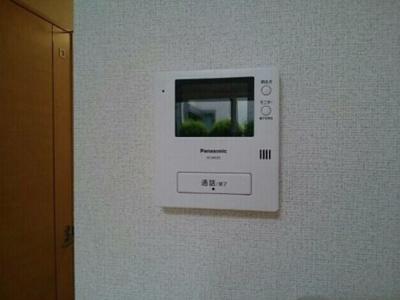 TVインターホン☆