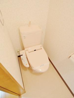 【トイレ】オランジェリー安芸