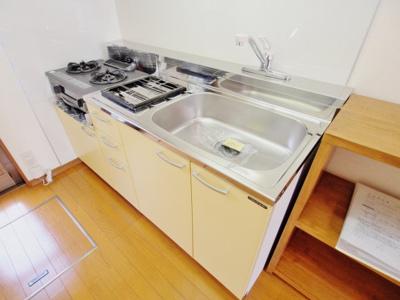 【キッチン】オランジェリー安芸