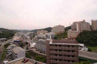 【展望】スカイヒル名谷