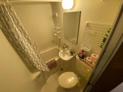 【浴室】ツインアールナカオ