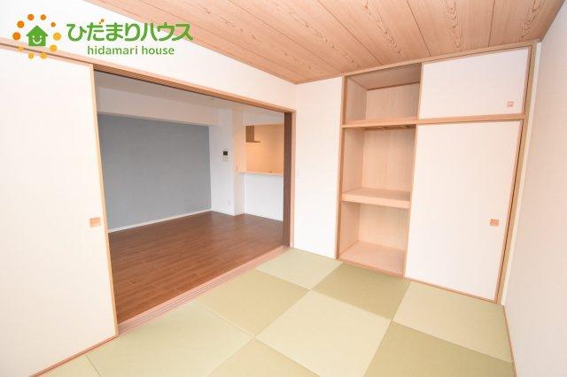 【収納】鴻巣市東1丁目 中古マンション コスモ鴻巣ロイヤルフォルム