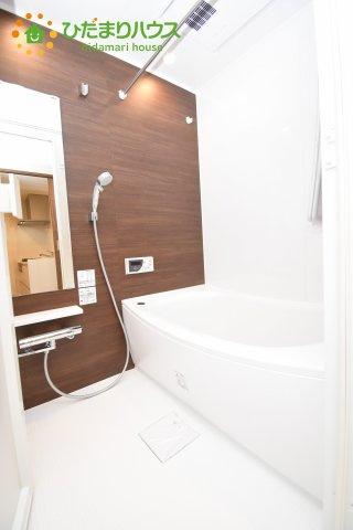 【浴室】鴻巣市東1丁目 中古マンション コスモ鴻巣ロイヤルフォルム