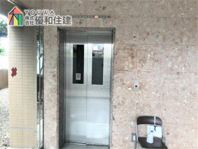 【設備】朝日プラザCITYウエストヒル神戸 B棟