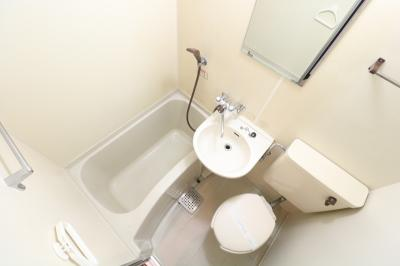 【浴室】ケーズ山科