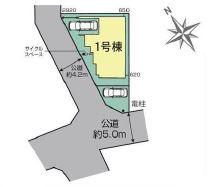 【区画図】さいたま市見沼区蓮沼3期