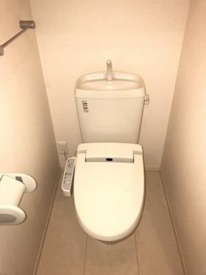 【トイレ】ハピネス仲町