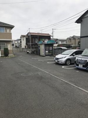 【駐車場】ハピネス仲町