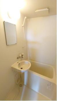 【浴室】ハイツスガヌマ
