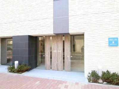 【エントランス】リライア吉野町Ⅱ