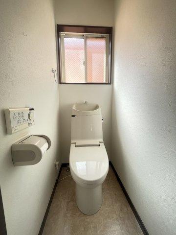 【トイレ】山下戸建住宅