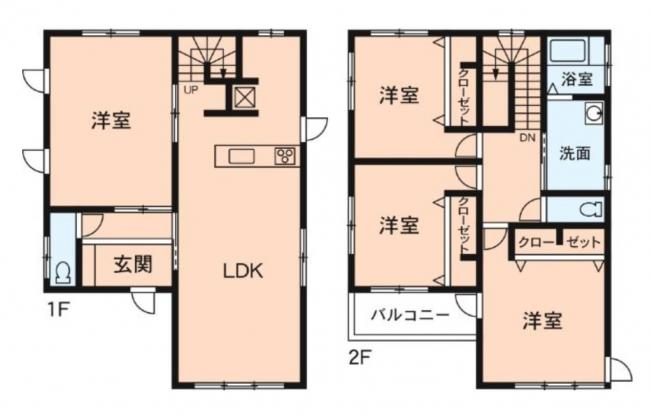 4LDK セキスイハイム施工のオール電化住宅です。本日、建物内覧できます。住ムパルまでお電話下さい!