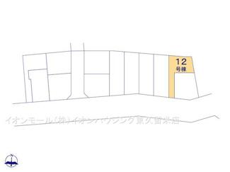 12号棟 区画図