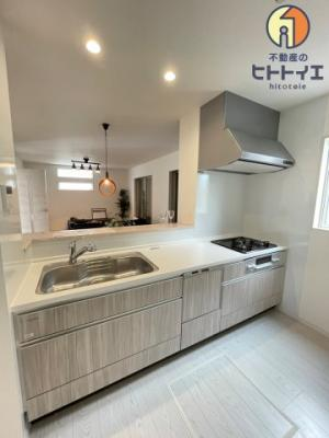 【キッチン】筑後市一条新築一戸建