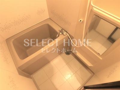 【浴室】スリーエイト北町