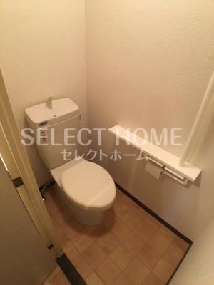 【トイレ】スリーエイト北町