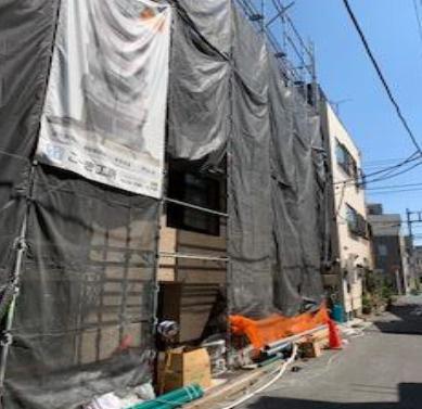 【外観】(仮)押上三丁目新築レジデンス
