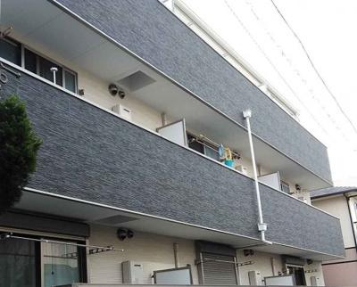 【外観】築4年!駅5分の収益マンション!!