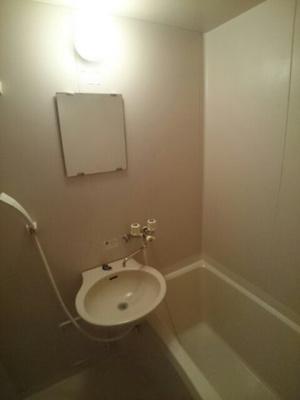 【浴室】シティハイツ幸A