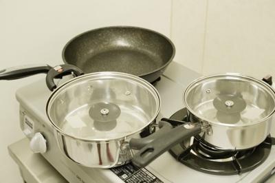 【キッチン】ホテルトーマス牧志