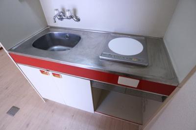 【キッチン】オーキッドコート垂水