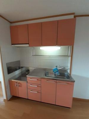 【キッチン】クレールコートA