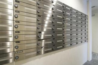 (仮)武蔵小杉フォレストスクエアレジデンス  メールボックス