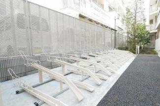 (仮)武蔵小杉フォレストスクエアレジデンス  駐輪場