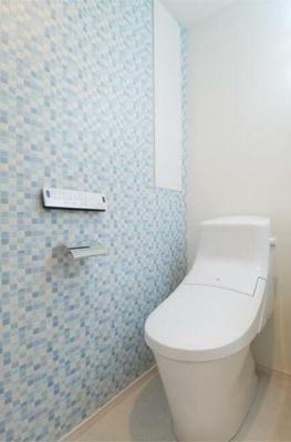 トイレ (仮)武蔵小杉フォレストスクエアレジデンス