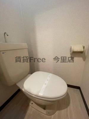 【トイレ】新深江ツリガミビルパートⅡ 仲介手数料無料
