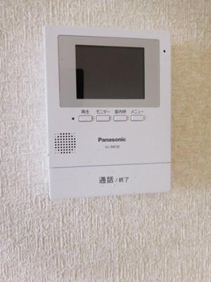 【セキュリティ】ドミール仲谷1号館