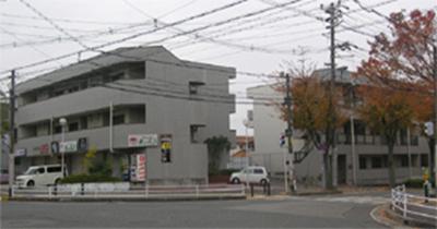 【外観】ドミール仲谷1号館